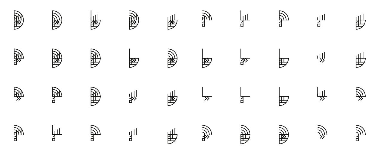 Captivate Icon series