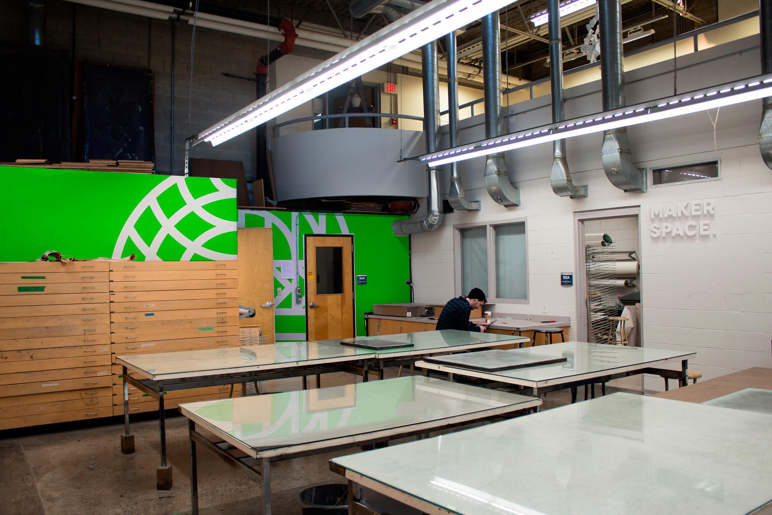 Captivate Collaborative space