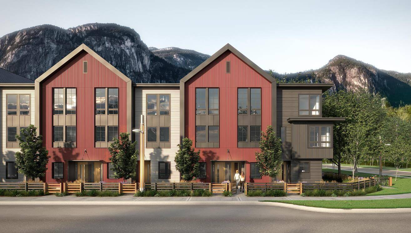 SEAandSKY real estate development_Squamish_BlueSky_Bosa 3D Render