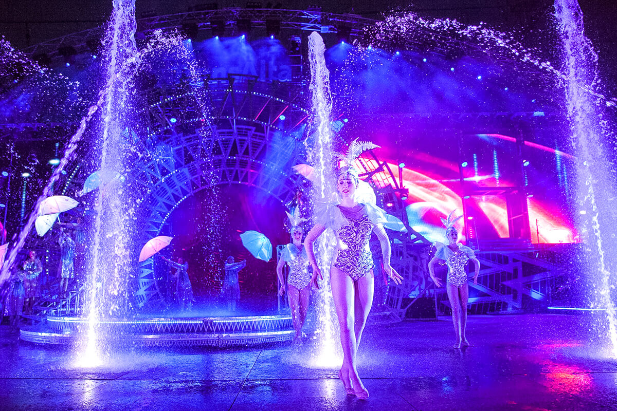 Calgary Stampede_Grandstand Show_Dancers