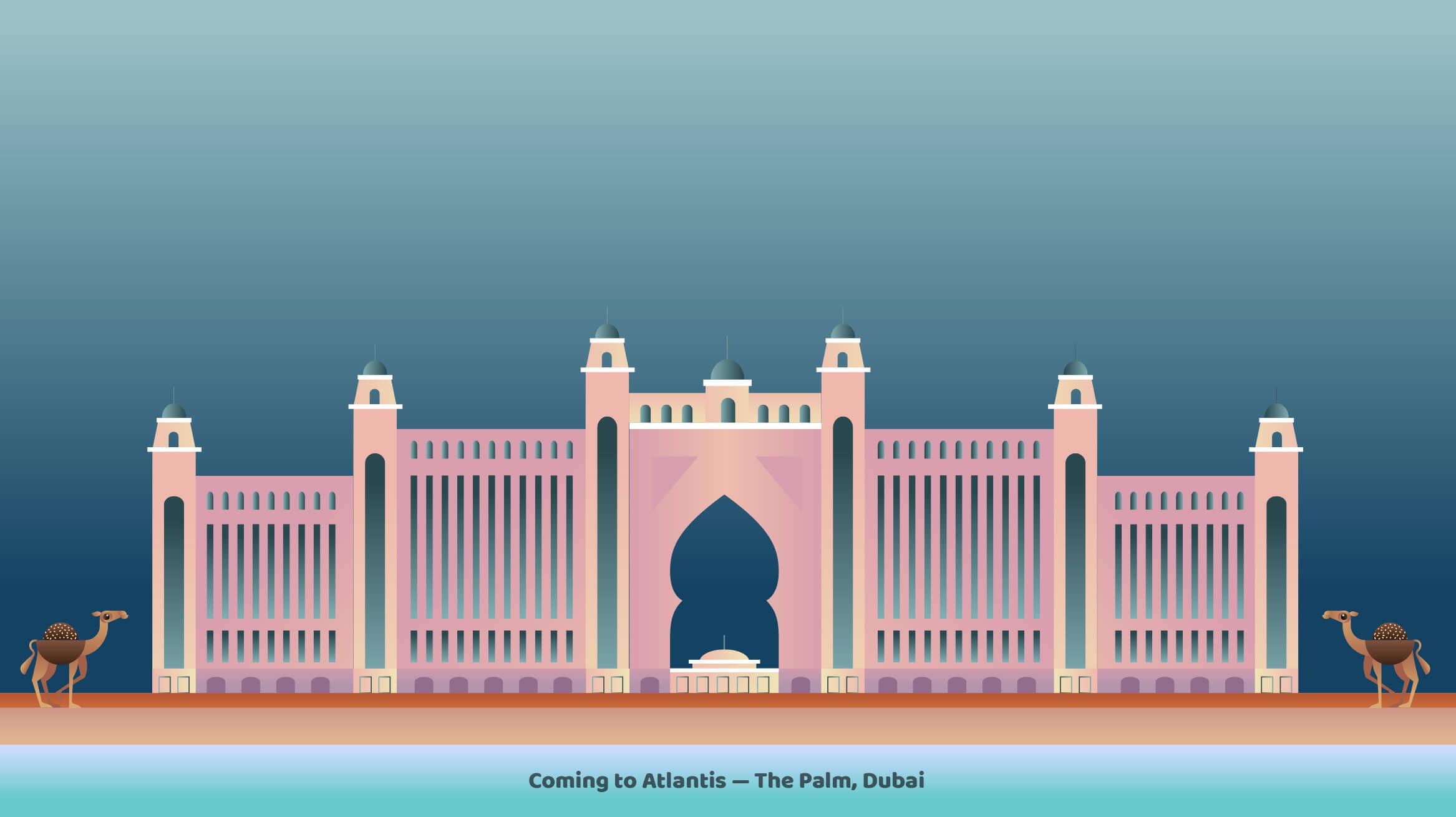CocoCamel_Atlantis_thepalm_Dubai