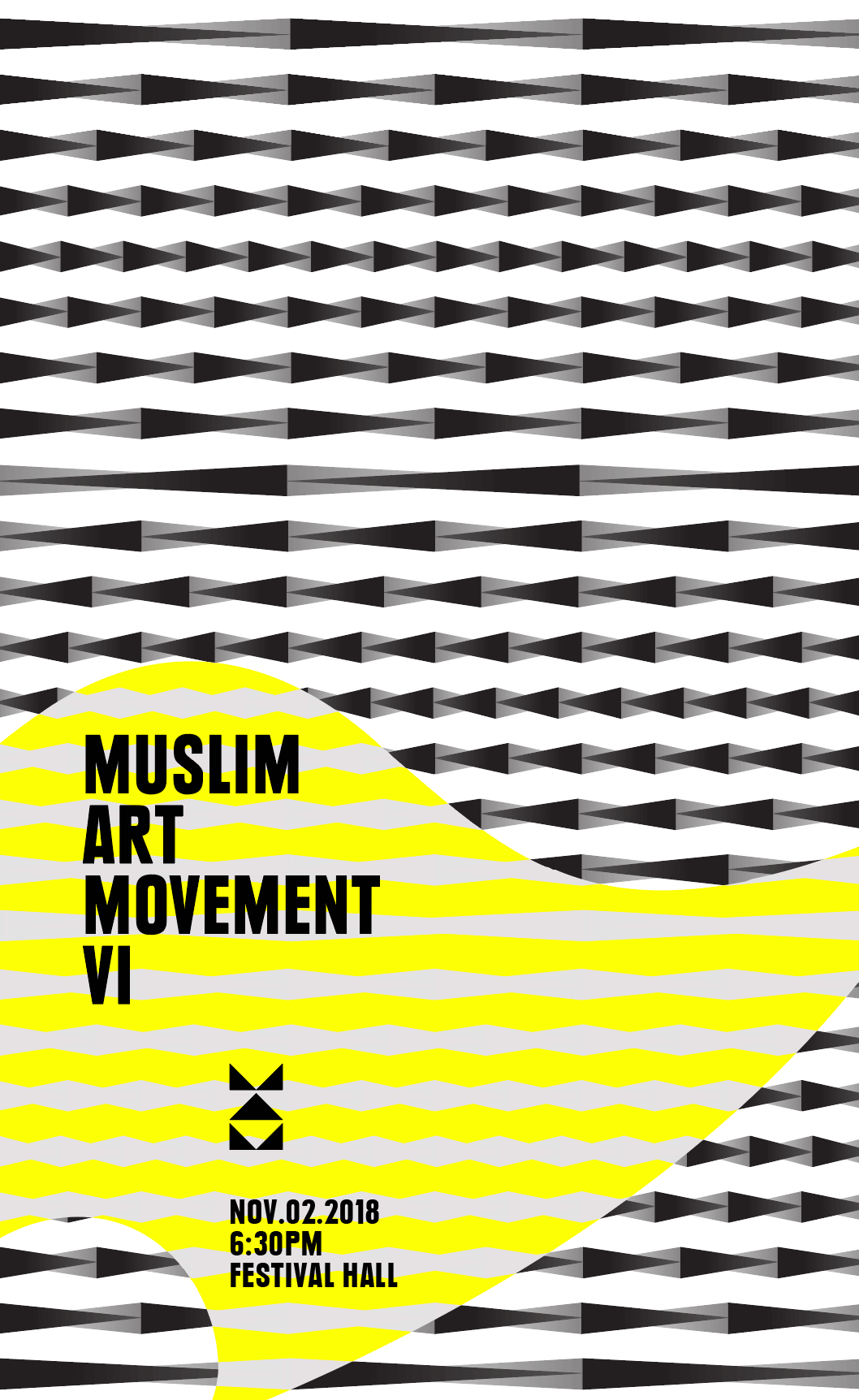 Muslim Art Movement 6 Poster Collaboration